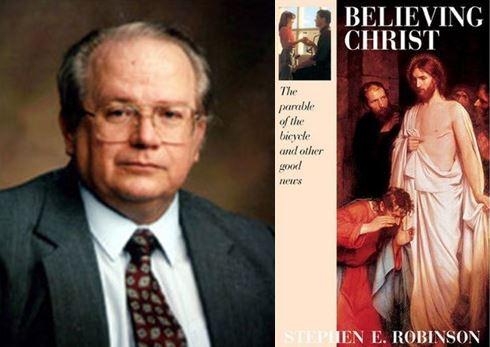 stephen-robinson-believing-christ-mormon-grace