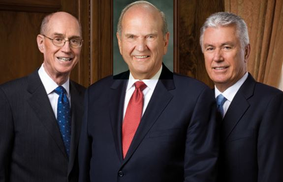 Russell M Nelson First Presidency